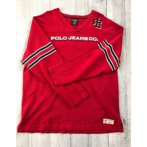 Vintage 1990's Polo Jeans Co Longsleeve Shirt